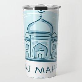 Agra 01 Travel Mug