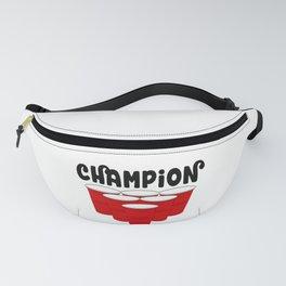 Beer Pong Champion Fanny Pack