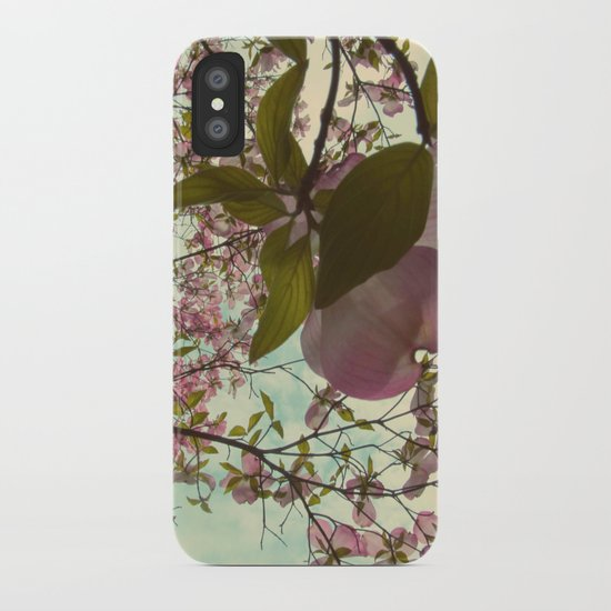 Troubles Float Away iPhone Case