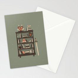 Zelda Shelf // Miyamoto Stationery Cards