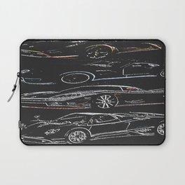 Dream Cars Laptop Sleeve