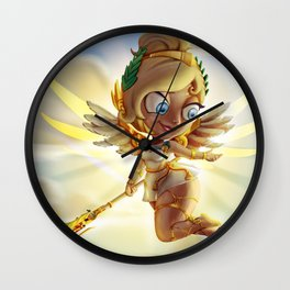 Heroes never die Wall Clock