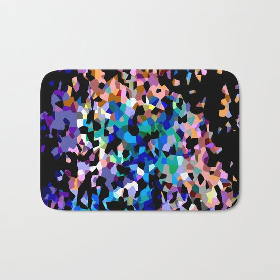 Crystallize 3 Bath Mat