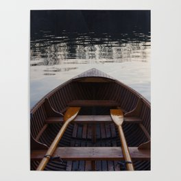 No where to row Poster