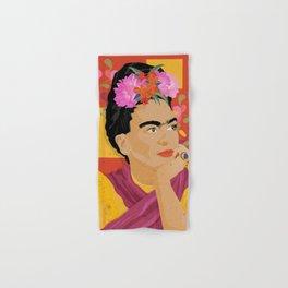 Frida - a colorful mind Hand & Bath Towel