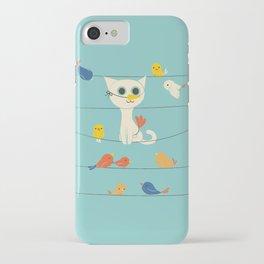 Birdwatching iPhone Case