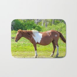 Chincoteague Pony Bath Mat