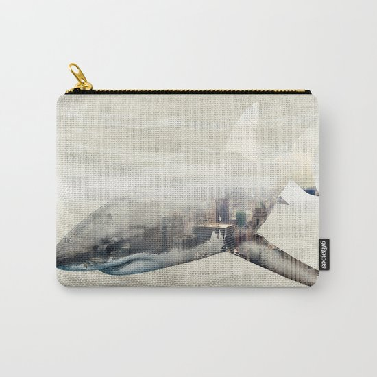 Sharks of New York Carry-All Pouch