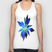 crystals Tank Tops featuring Crystals by Renaissance Youth