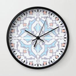 Maldivian Memories Wall Clock