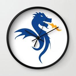 FC Porto Dragon Wall Clock
