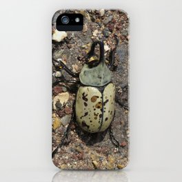 Rhino Beetle iPhone Case