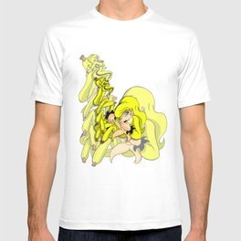 Banana Flavor Girl T-shirt