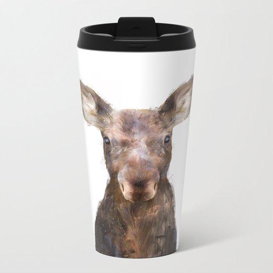 Little Moose Metal Travel Mug