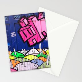 STREET ART #18 Stationery Cards