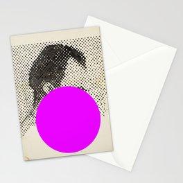 A man Stationery Cards