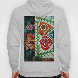 A Rose Is A Rose Is... Hoody