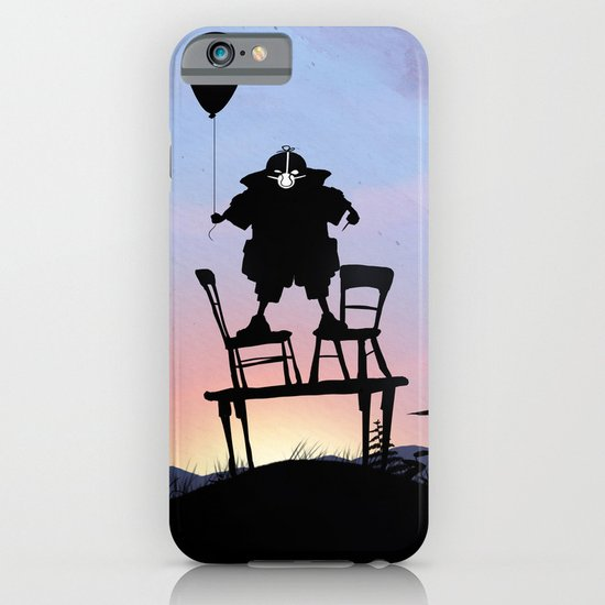 Bane Kid iPhone & iPod Case