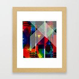 Chrome II Framed Art Print