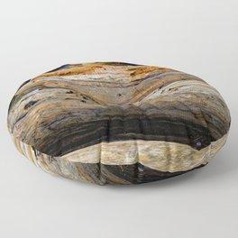 Driven Driftwood Floor Pillow