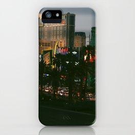 lasss vegaass iPhone Case