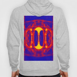 Fiery portal of our nightmares Hoody