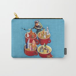 Fish Soup Carry-All Pouch