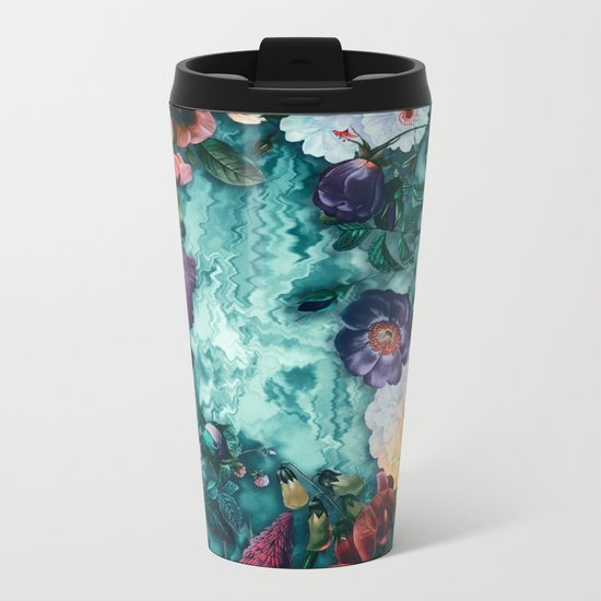 Dream garden Metal Travel Mug