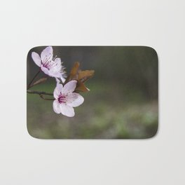 Plum tree #1 Bath Mat