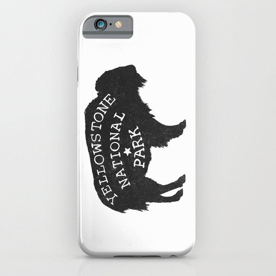 Yellowstone  iPhone & iPod Case