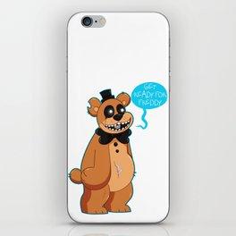 Get Ready for Freddy iPhone Skin
