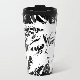 Sensitive look Travel Mug