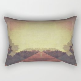 The Last Light Rectangular Pillow