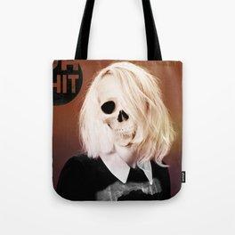 Skull graphic design Tote Bag