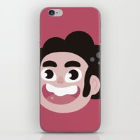 steven universe iPhone & iPod Skins featuring Steven  by HypersVE