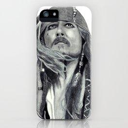 Jack Sparrow - Bring Me That Horizon iPhone Case