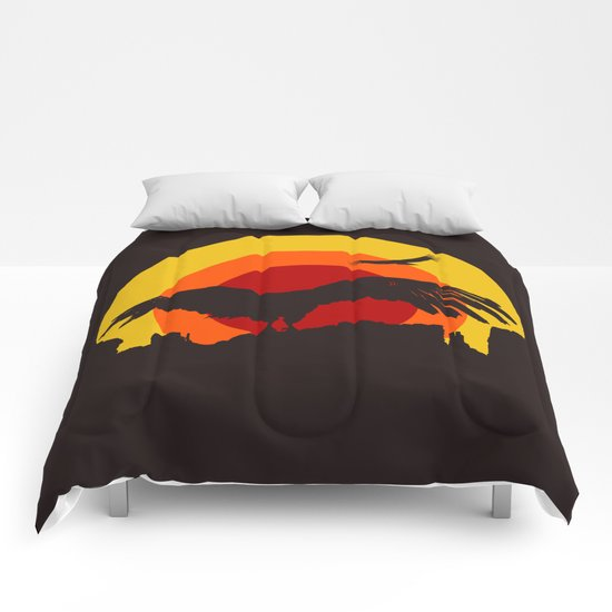 Death Valley Comforters
