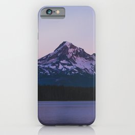 Mountain Moment IV iPhone Case