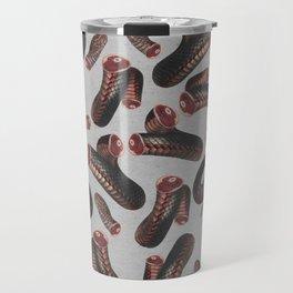 Snake V Travel Mug