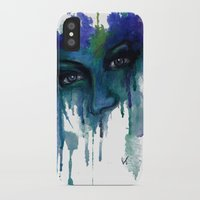 venus iPhone & iPod Cases featuring Venus by Liza's Brushes