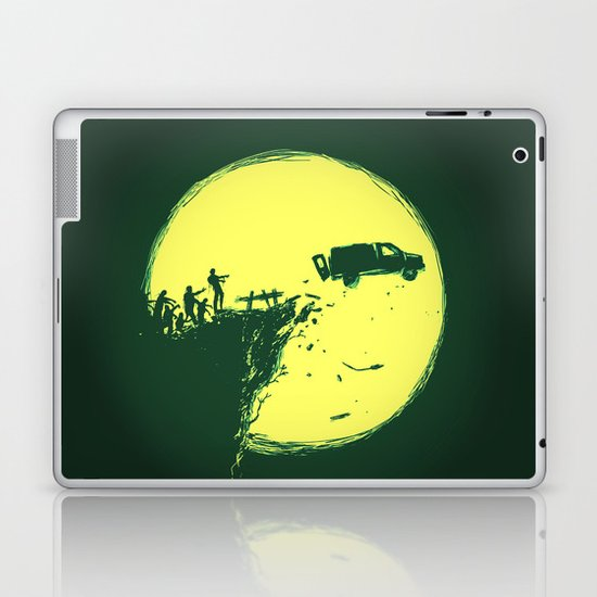 Zombie Invasion Laptop & iPad Skin