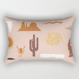 Death Valley Days 1 Rectangular Pillow