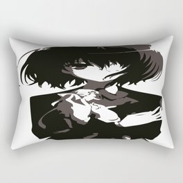 Another- Misaki Mei Rectangular Pillow