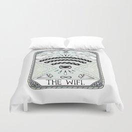 The Wifi Duvet Cover