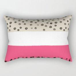 Counting the Days II Rectangular Pillow