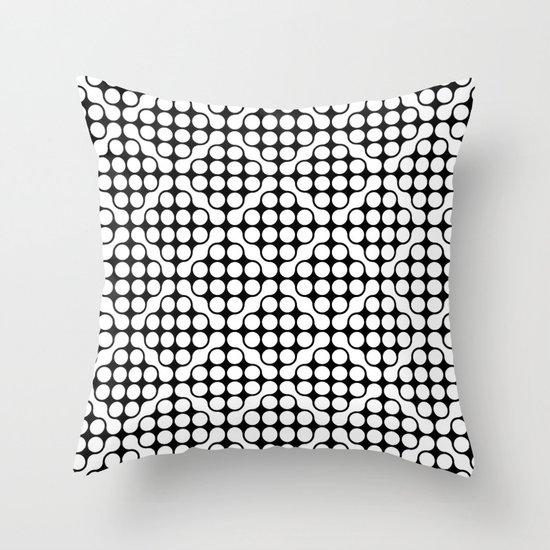 5050 No.3 Throw Pillow