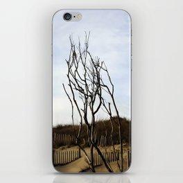 Drift tree iPhone Skin