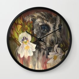 The Blind Owl Sees Inherently Wall Clock