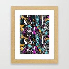 NEW TRIBE Framed Art Print