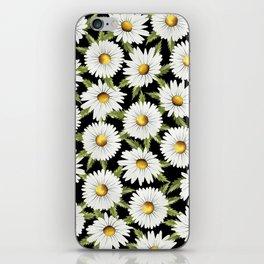 Chamomile field iPhone Skin